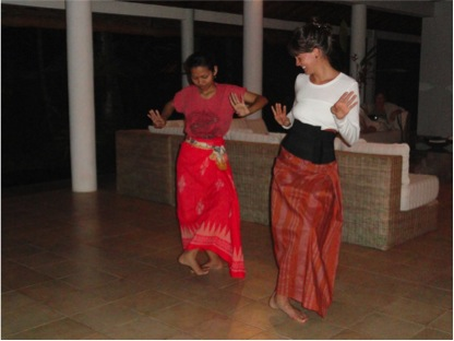 Balinese dance Legong2