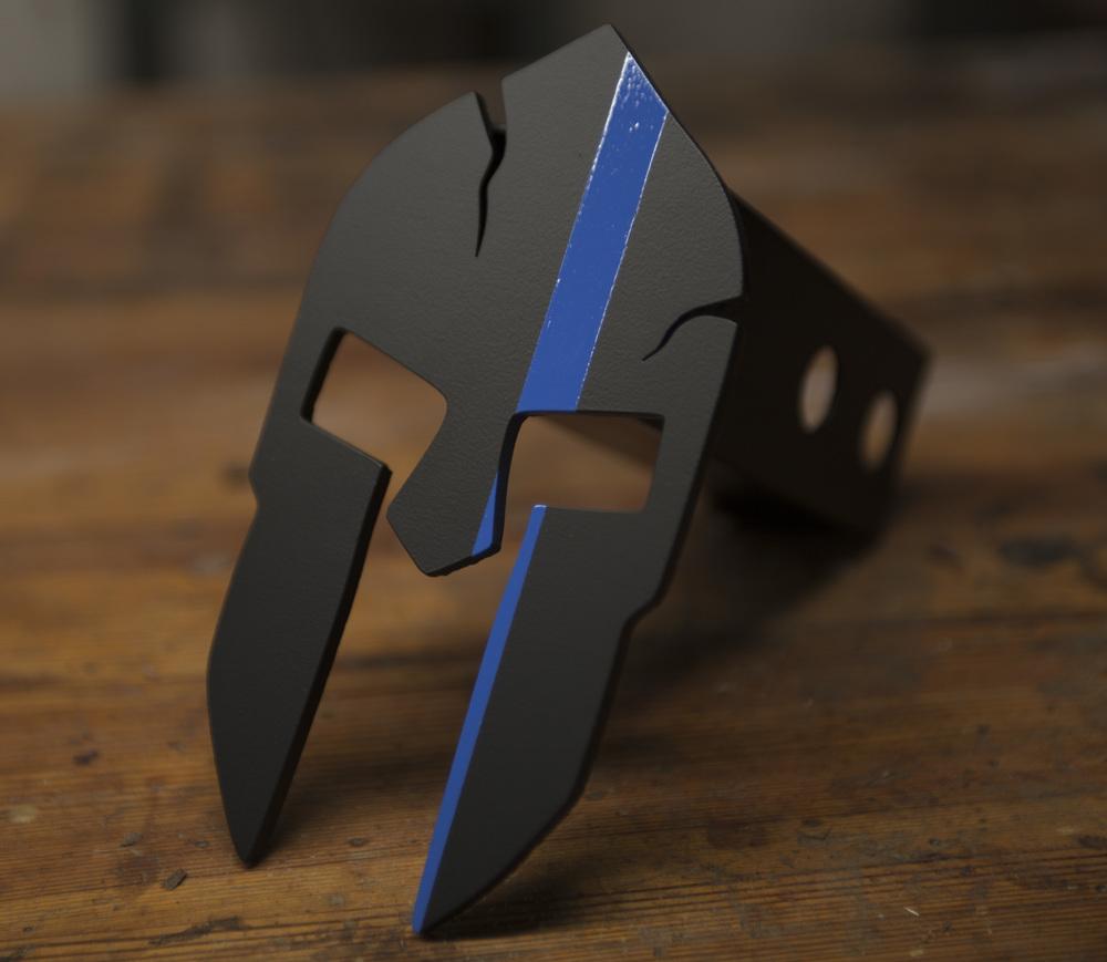 Thin Blue Line Spartan Black.jpg