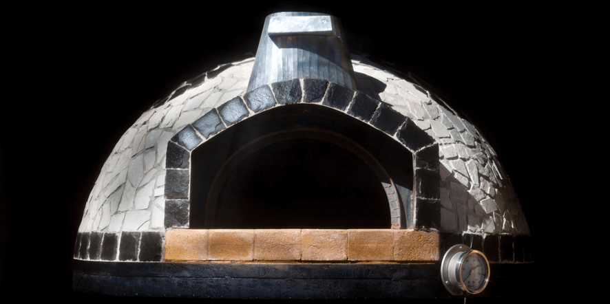 Mobile Wood Fired Pizza Oven With Stone Mosaic Finishing By Il Forno By Marco. Handcrafted By Marco Cappiotti —The Italian Oven Maker In India