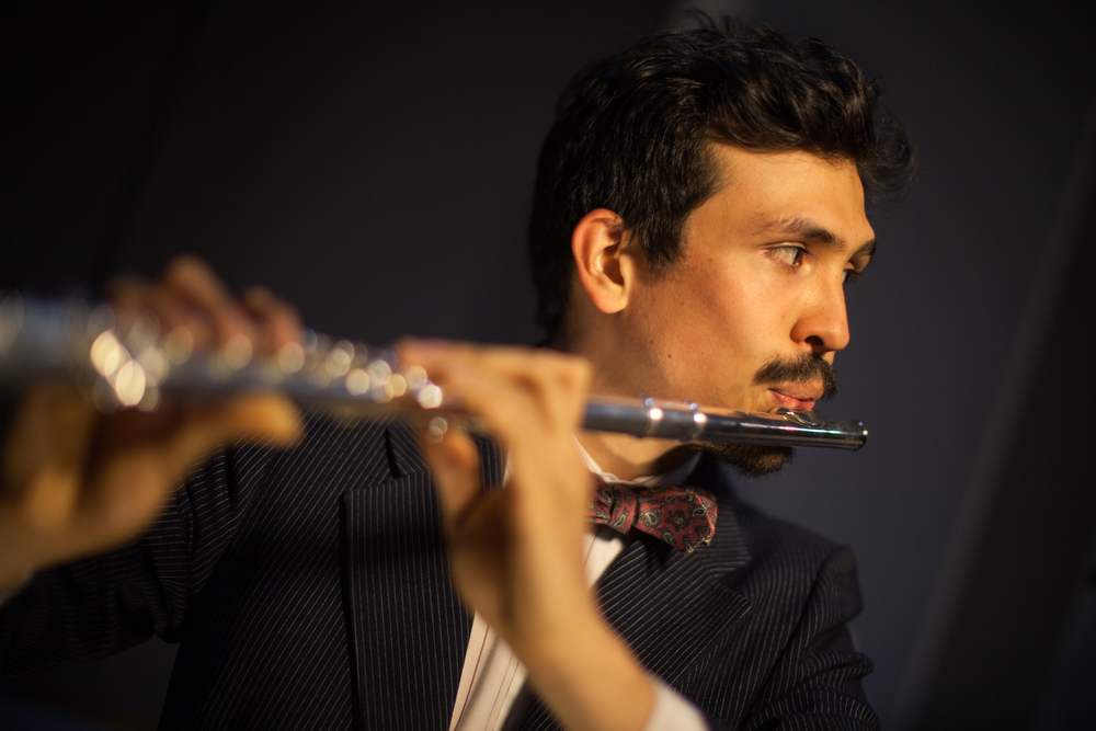Daniel Riera//Flute
