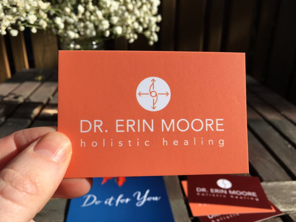 dr erin moore business card front irl.JPG