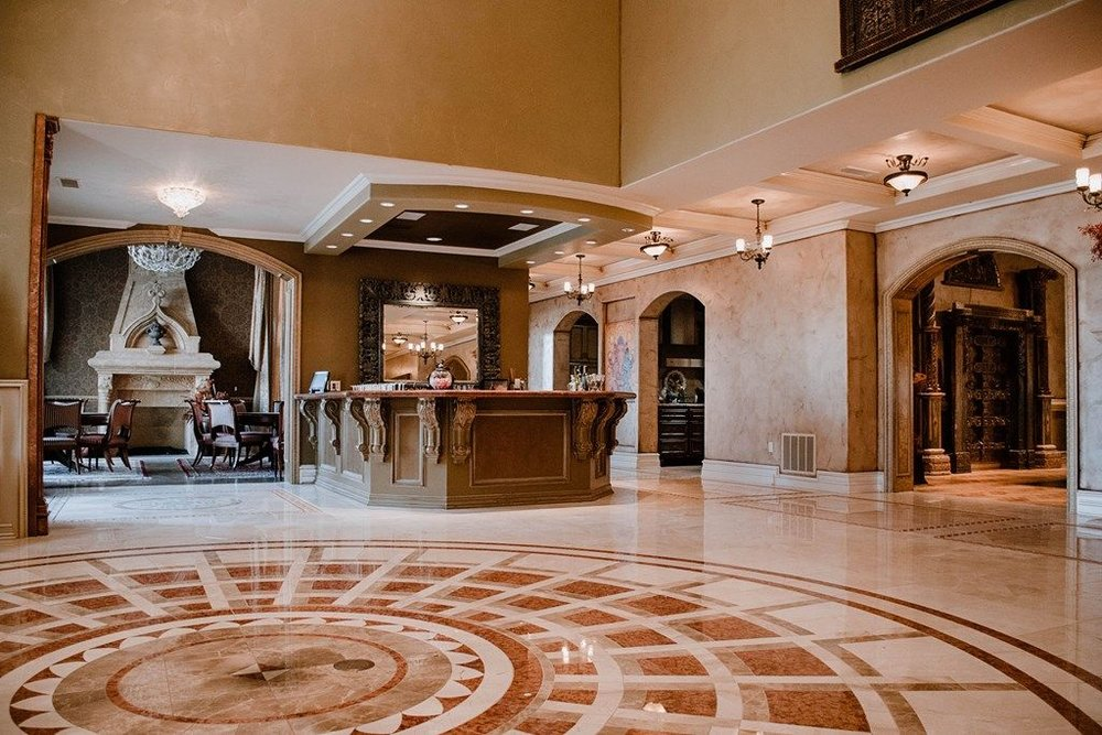 Custom Tile Designs -