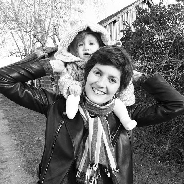 Promenade mère & fille