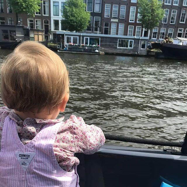 À la découverte du monde #amsterdambycanals