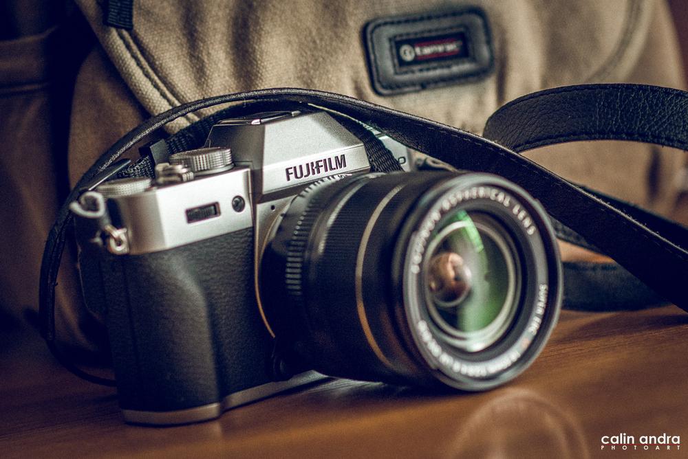 Fujifilm X-T10 kit Fujinon XF 18-55mm f/2.8-4 R LM OIS