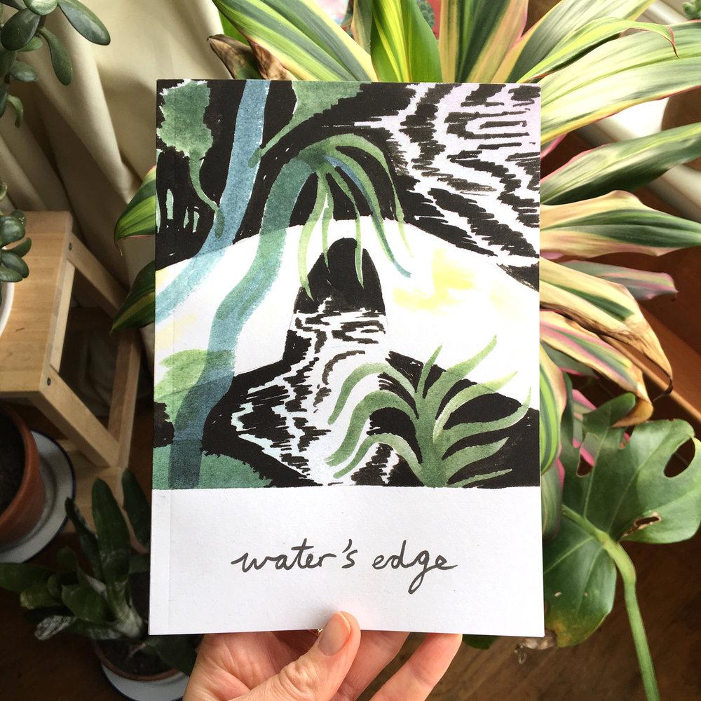 Water's Edge Book