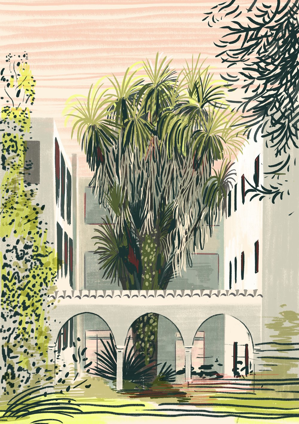 Corfu Sketchbook
