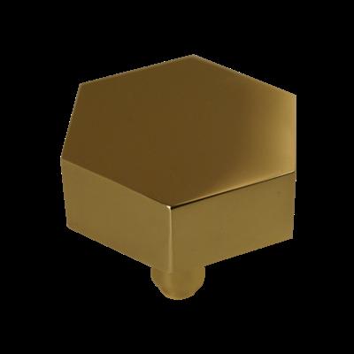 Brass doorknob $75 www.signaturethings.com
