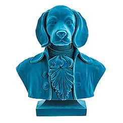Turquoise Beagle Bust £60  www.debenhams.co.uk