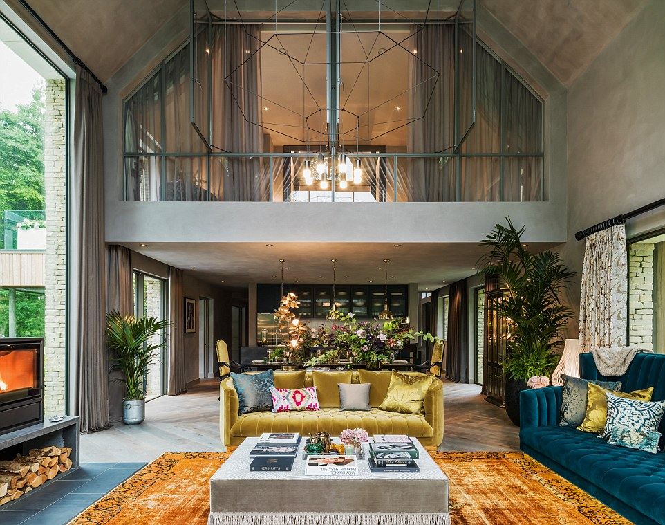 The Kate Moss designed Barn House at Lakes by Yoo