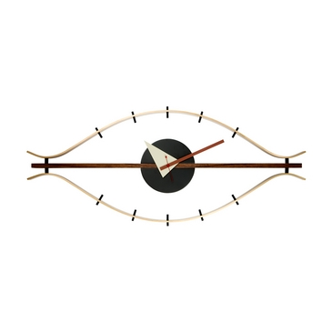 George Nelson Eye clock £69.50 www.vita-interiors.com