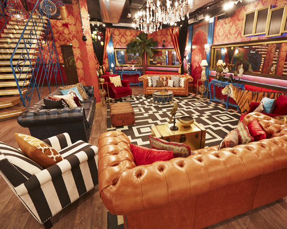 Image from Channel 5 Celebrity Big Brother