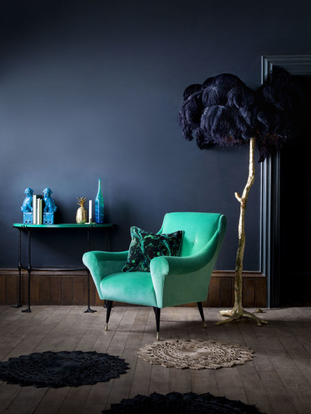 Tango armchair by Matthew Williamson