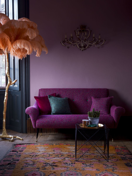 Tango sofa by Duresta for Matthew Williamson