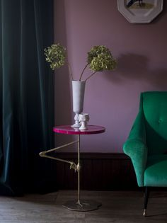 Pink Flamingo wine table £2,577.00 Matthew Williamson