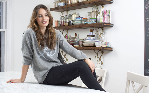 Deliciously Ella's deliciously cool shelf situation