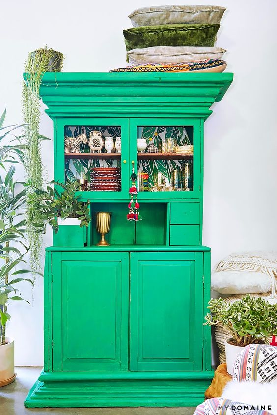 Pinspiration for my dream kitchen dresser