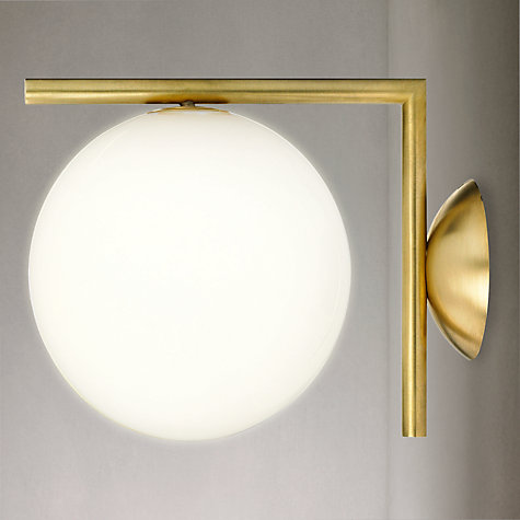 Flos IC wall lights £260 John Lewis