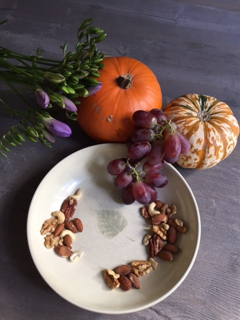The Energy dish by  Denby  that fulfilled my Autumn theme criteria!
