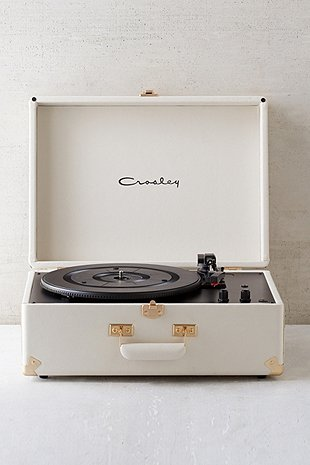 Crosleys record player £160  Urban OUtfitters