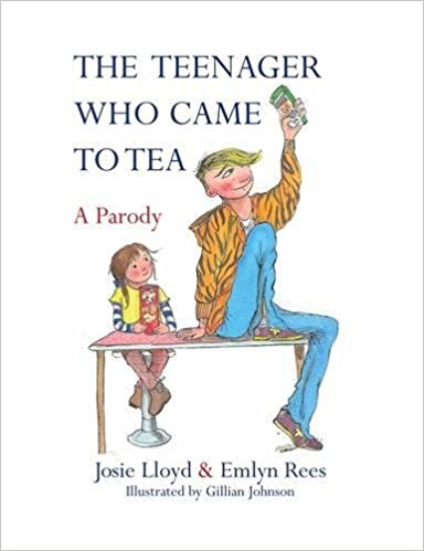 The teenager who came to tea  £7.99 Amazon