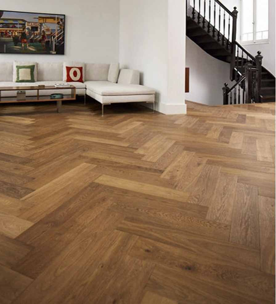 Click together herringbone parquet £45 per sqm  Timber Trade Direct