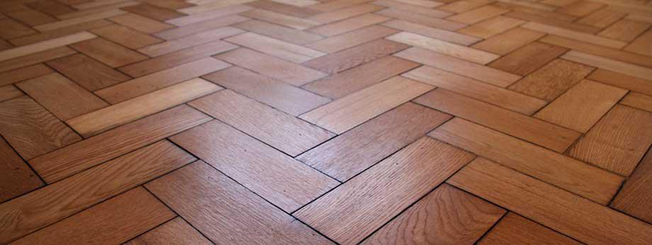Premium oak parquet by  Parquet Flooring