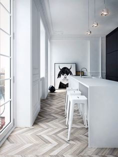 Parquet porn on Pinterest