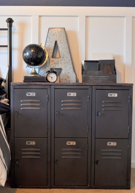 Lockers Image from Aundraskinner Interiors.