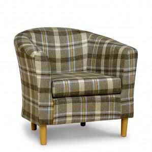 Tub Chair Neyland Sky 45 ...