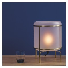 Burgess  table lamp now £50