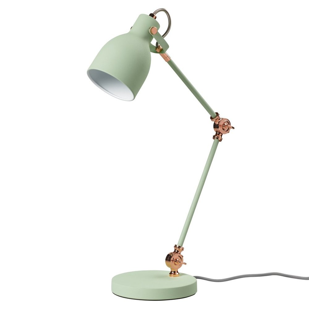 Desk lamp £69  www.featherandnest.co.uk