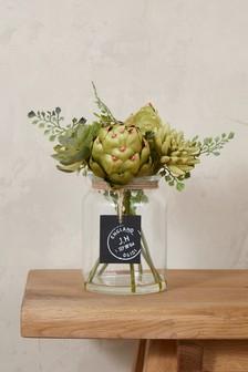 salvage floral jar.jpg