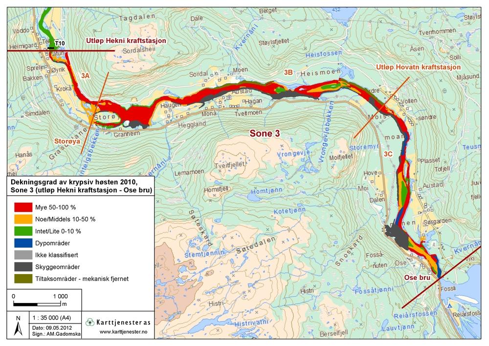 otra kart GIS / Analyse — Karttjenester as otra kart