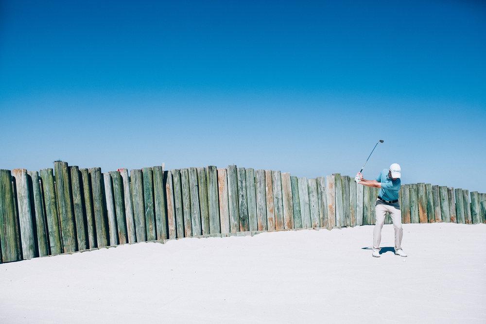 David Hearn for Dunning Golf in South Carolina | Karl Mackie Photography