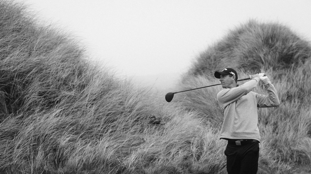 Nicolas Colsaerts for Dunning Golf in Scotland-2 | Karl Mackie Photography