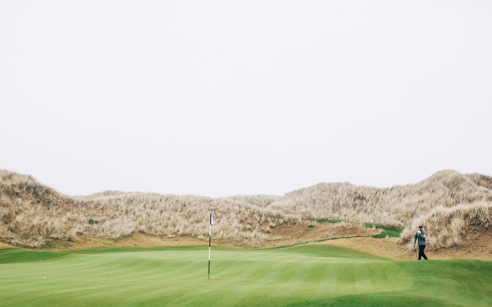 Nicolas Colsaerts for Dunning Golf in Scotland-9 | Karl Mackie Photography