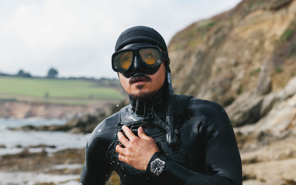 Tudor Watches and Finisterre for Esquire Magazine | Karl Mackie Photography