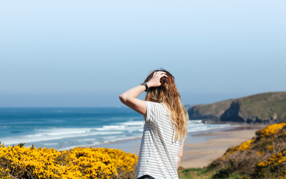 Lifestyle shoot for Shore Projects at Watergate Bay-7 | Karl Mackie Photography