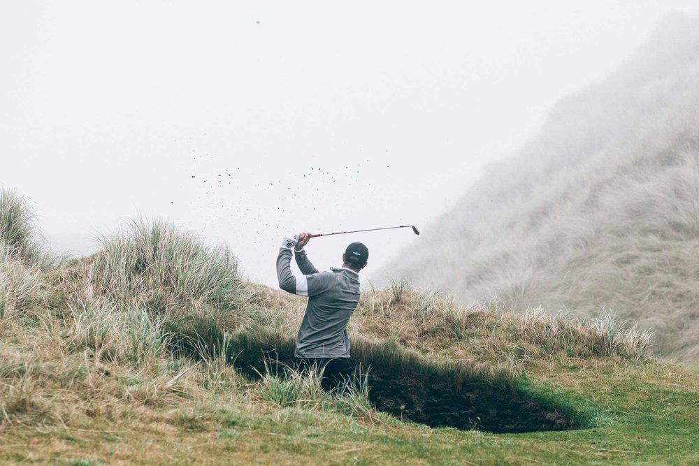 DUNNING GOLF - ABERDEEN, SCOTLAND