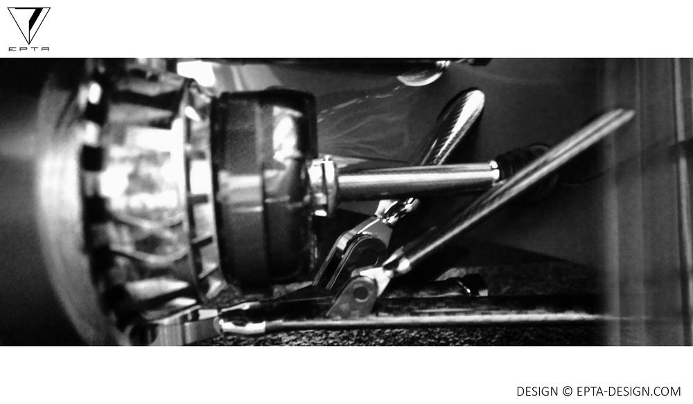 Electric Hypercar 2015 EPTA Design