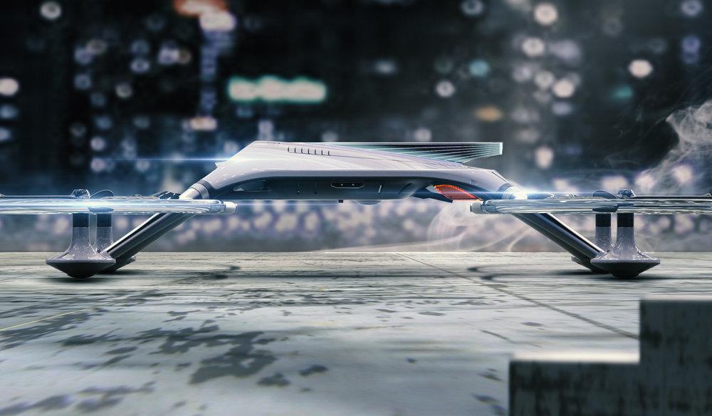 Drone Design 2017