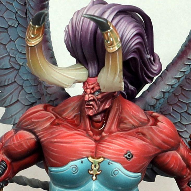 Thousand sons Tzeentch demons