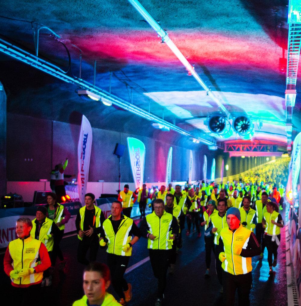 Stockholm Tunnel Race 2014                       Photographer: Andreas Sandström