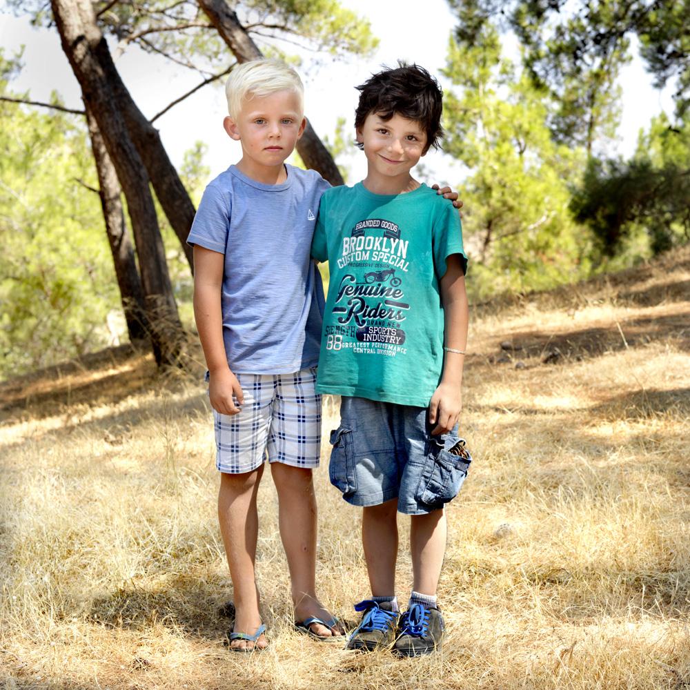 Archie & Wissam
