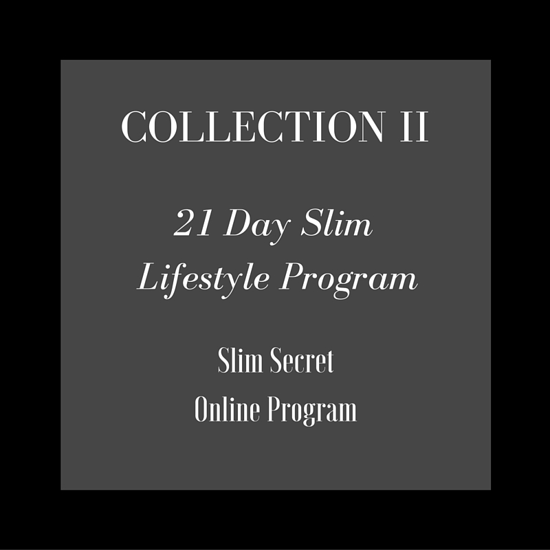 21 DAY ONLINE PROGRAM