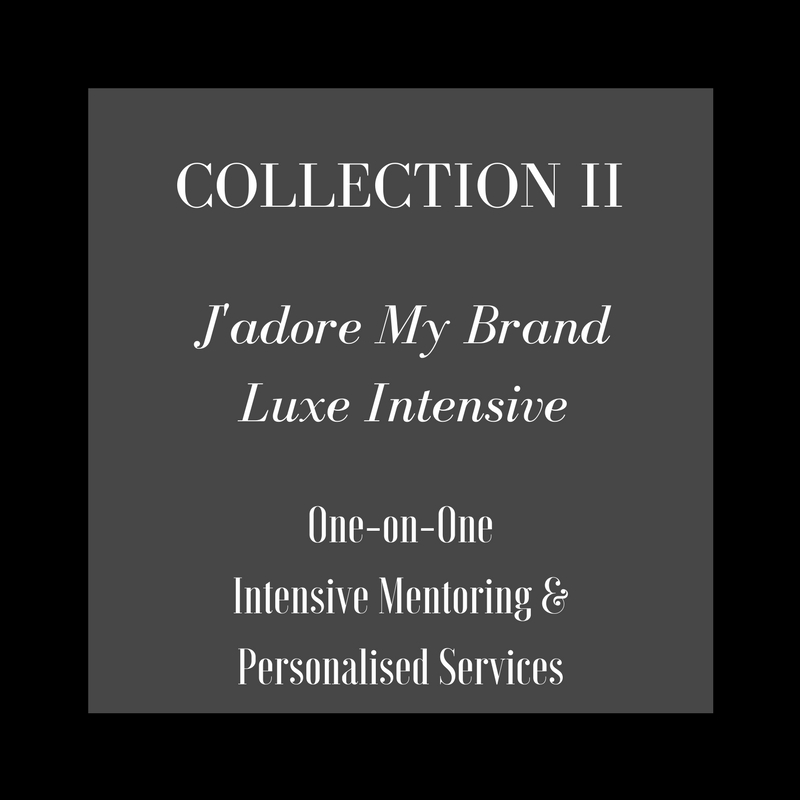 LUXE BRAND INTENSIVE