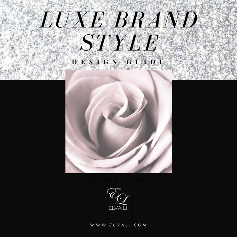 LUXE BRAND STYLE DESIGN GUIDE