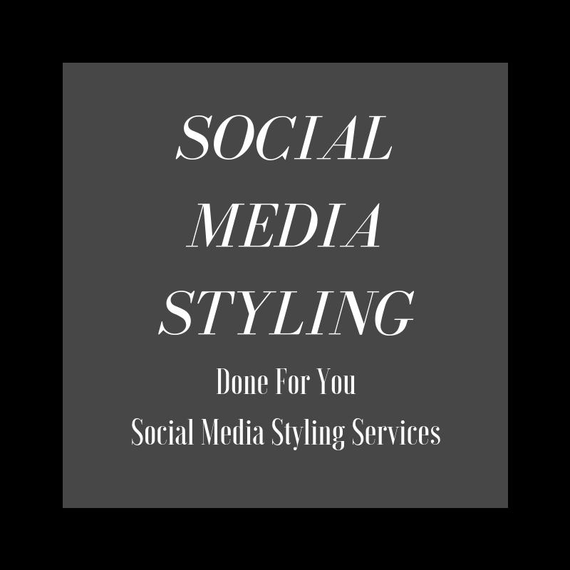 Elva Li | High-end Social Media Styling