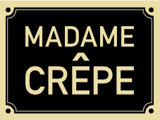 Madame Crepe logo